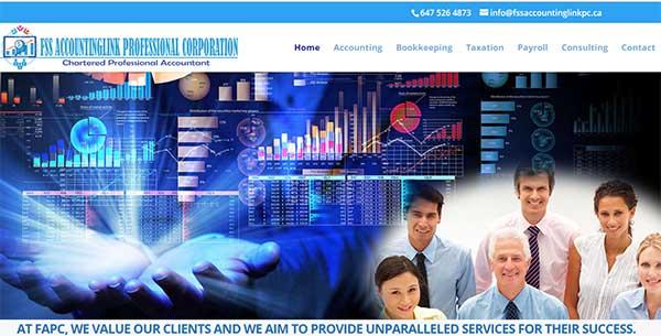 Web Design Portfolio FSS